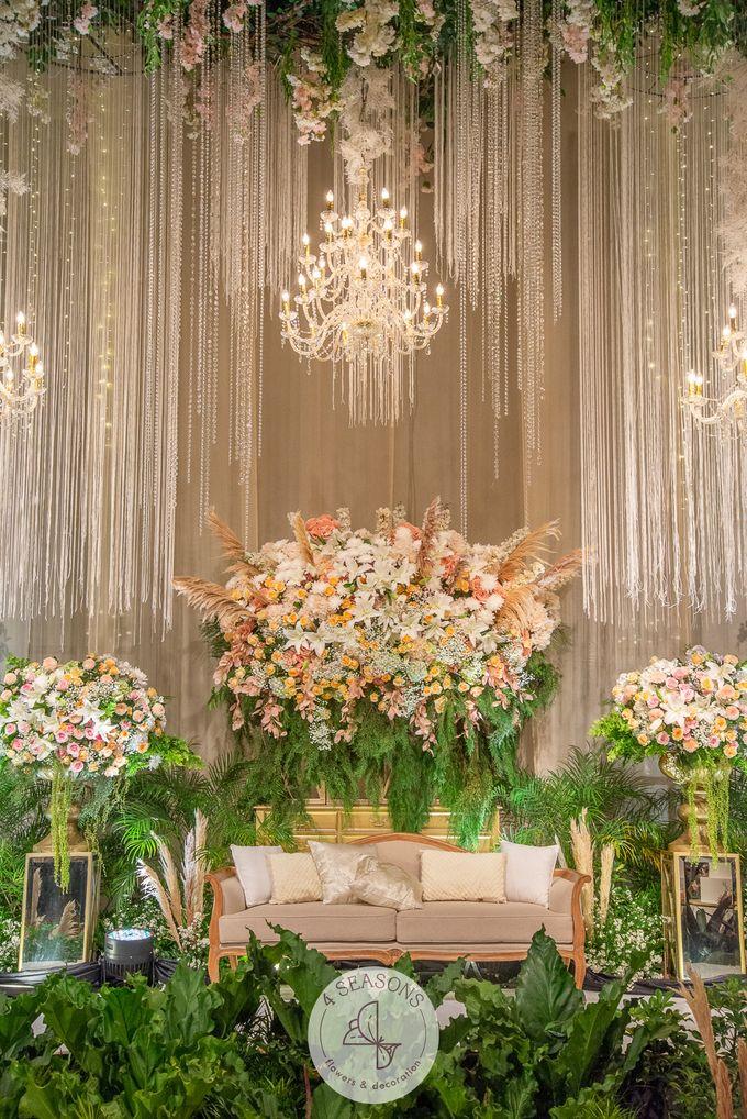 Wedding of Andre & Vinsensia by Umara Catering - 009