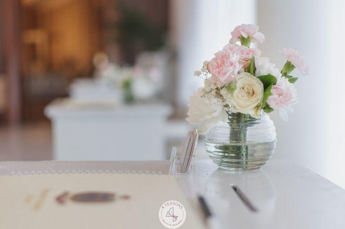 Wedding of Jaka & Almira by 4Seasons Decoration - 003