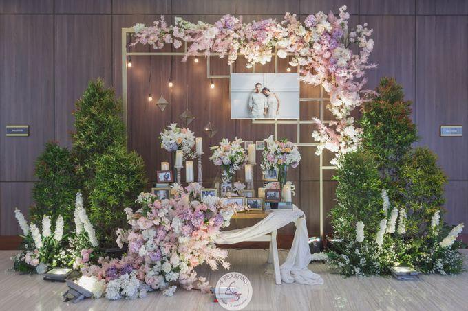 Wedding of Jaka & Almira by 4Seasons Decoration - 005