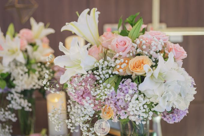 Wedding of Jaka & Almira by 4Seasons Decoration - 006