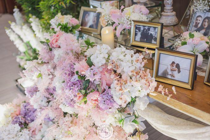 Wedding of Jaka & Almira by 4Seasons Decoration - 007