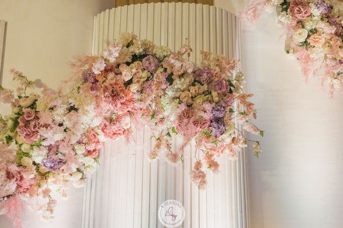 Wedding of Jaka & Almira by 4Seasons Decoration - 011