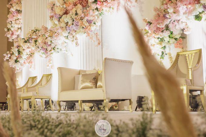 Wedding of Jaka & Almira by 4Seasons Decoration - 010