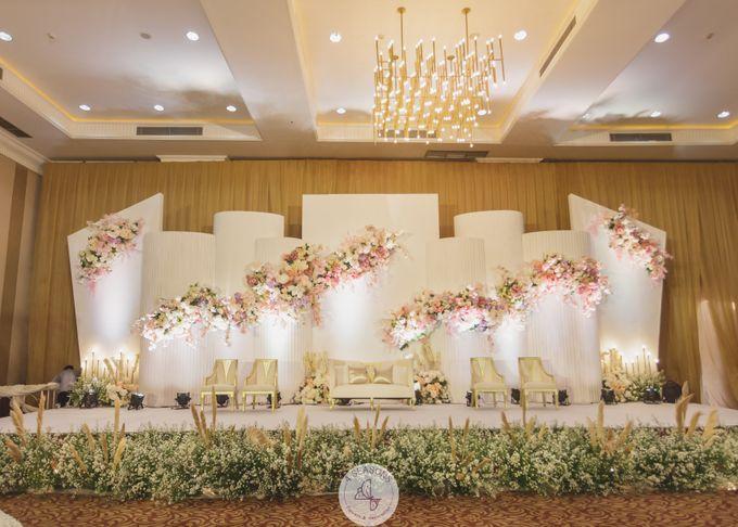 Wedding of Jaka & Almira by 4Seasons Decoration - 009