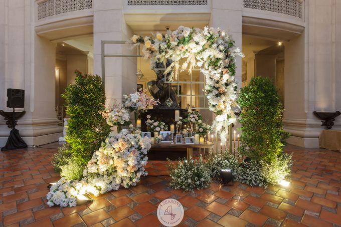 Wedding of  Mario & Jessica by 4Seasons Decoration - 002