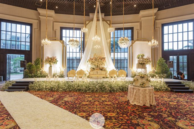 Wedding of  Mario & Jessica by 4Seasons Decoration - 009