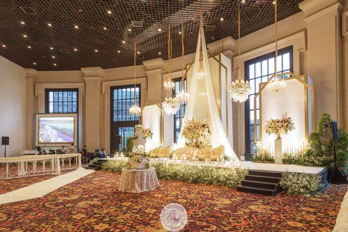 Wedding of  Mario & Jessica by 4Seasons Decoration - 010