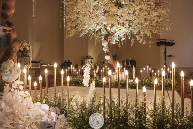 Wedding of  Mario & Jessica by 4Seasons Decoration - 008