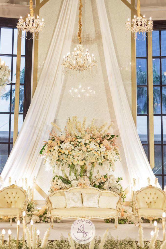 Wedding of  Mario & Jessica by 4Seasons Decoration - 012