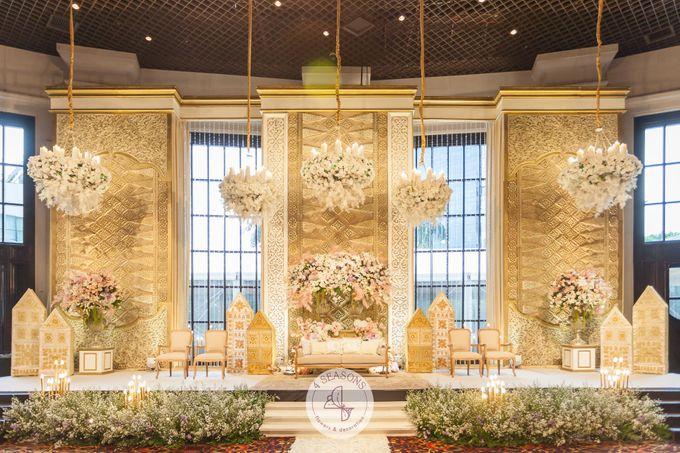Wedding of Rangga & Putri by 4Seasons Decoration - 009