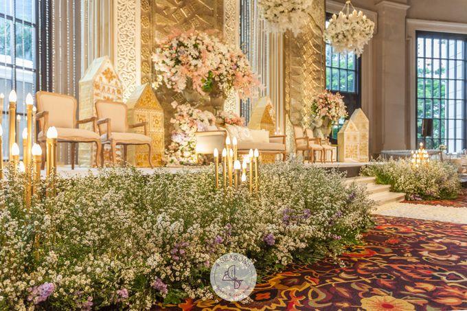 Wedding of Rangga & Putri by 4Seasons Decoration - 013