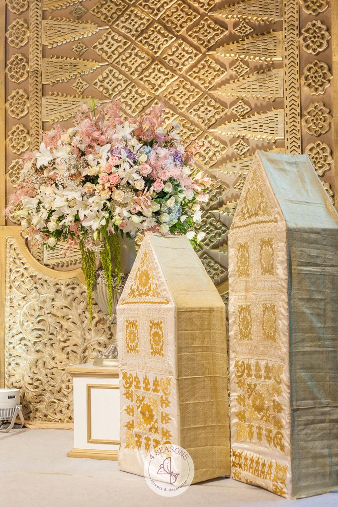 Wedding of Rangga & Putri by 4Seasons Decoration - 012