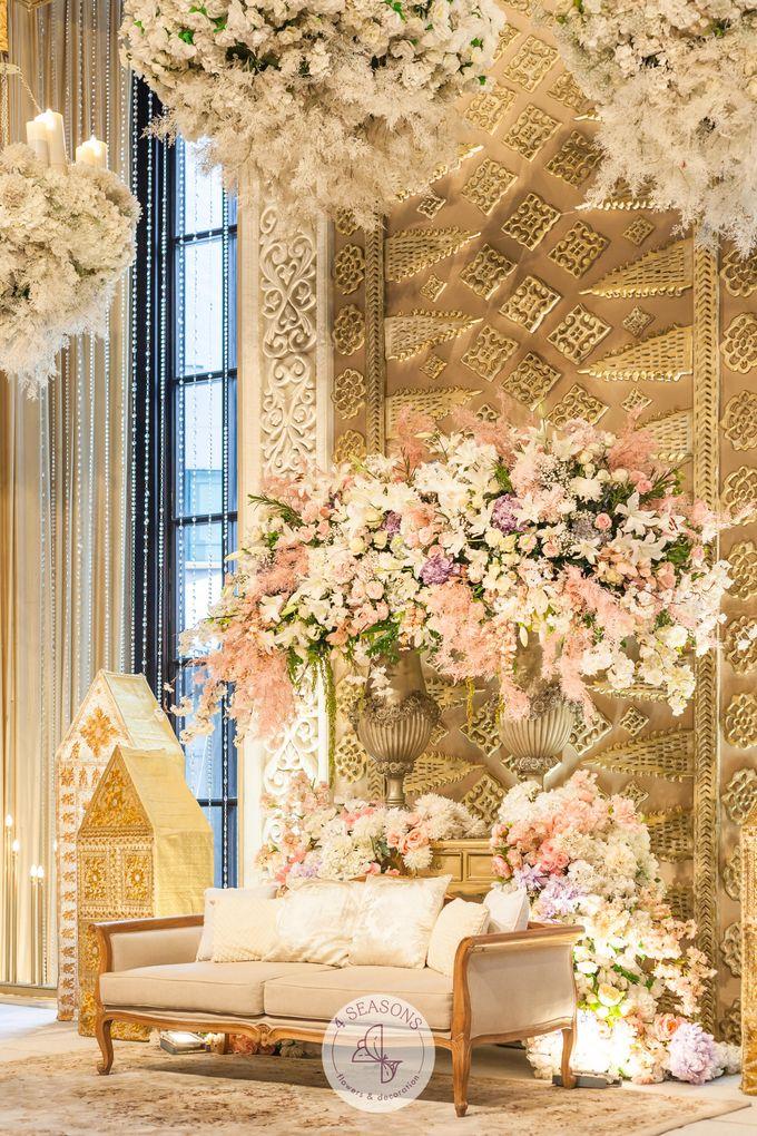 Wedding of Rangga & Putri by 4Seasons Decoration - 011