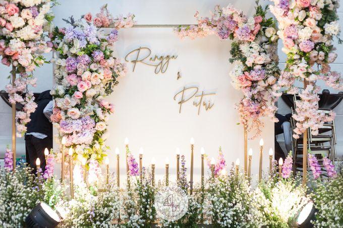 Wedding of Rangga & Putri by 4Seasons Decoration - 005