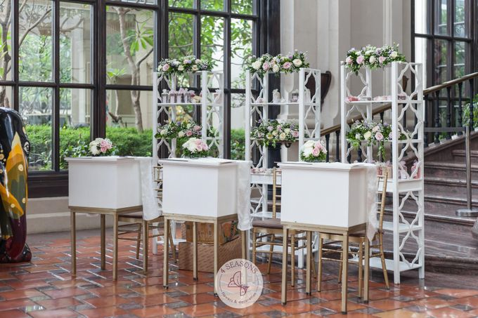Wedding of Rangga & Putri by 4Seasons Decoration - 002