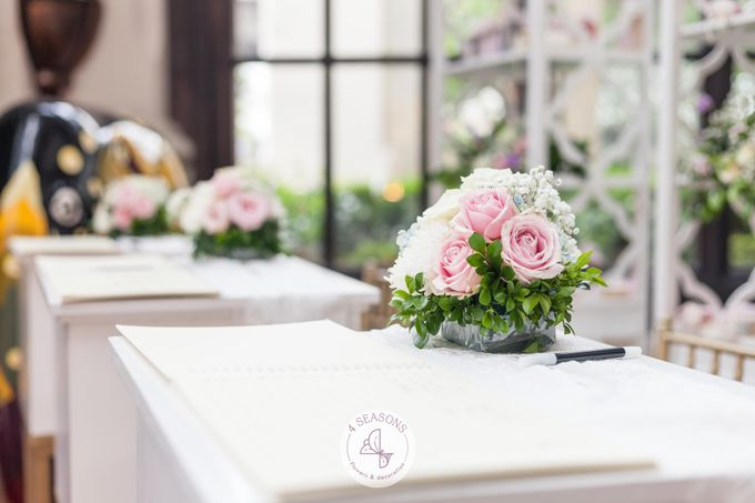 Wedding of Rangga & Putri by 4Seasons Decoration - 001