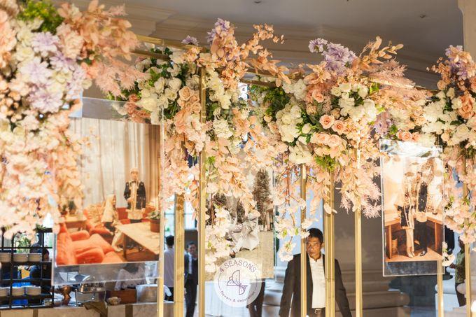 Wedding of Rangga & Putri by 4Seasons Decoration - 007