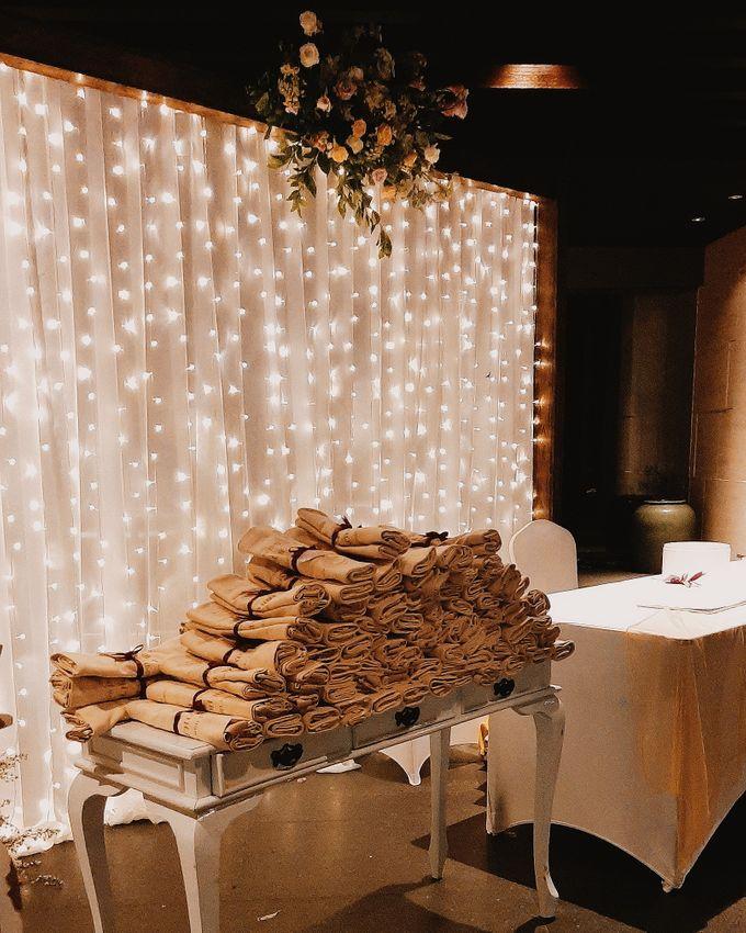 The Wedding of Robert & Veronica by Miracle Wedding Bali - 040