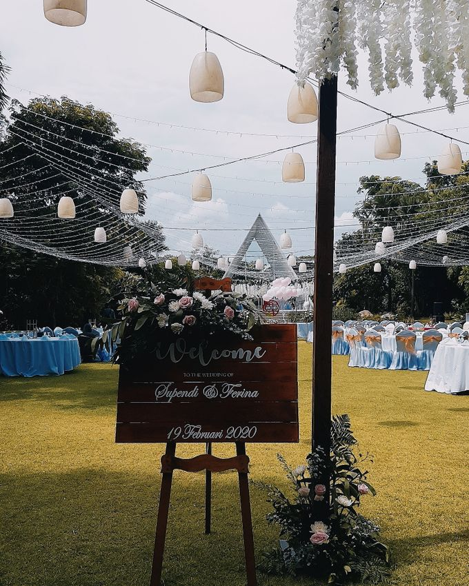 The Wedding of Supendi & Ferina by Miracle Wedding Bali - 019