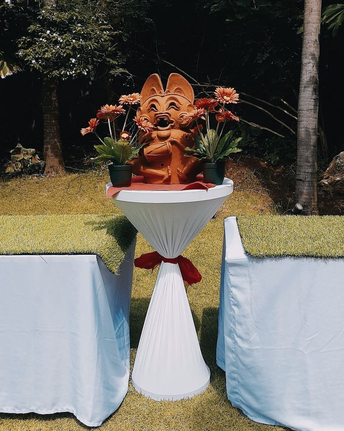 The Wedding of Supendi & Ferina by Miracle Wedding Bali - 024