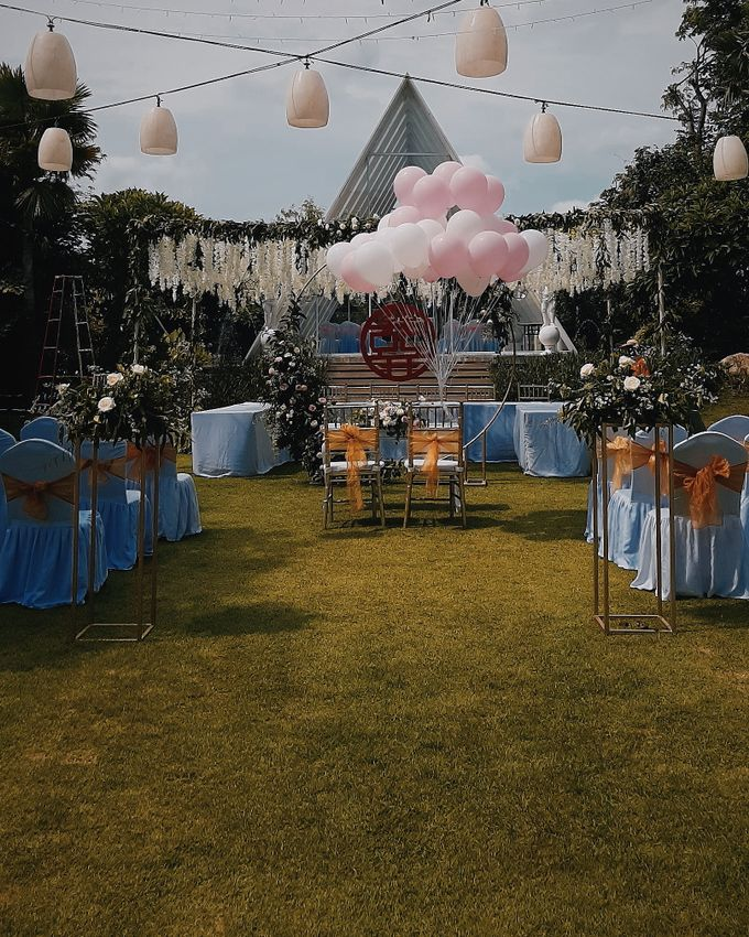 The Wedding of Supendi & Ferina by Miracle Wedding Bali - 017