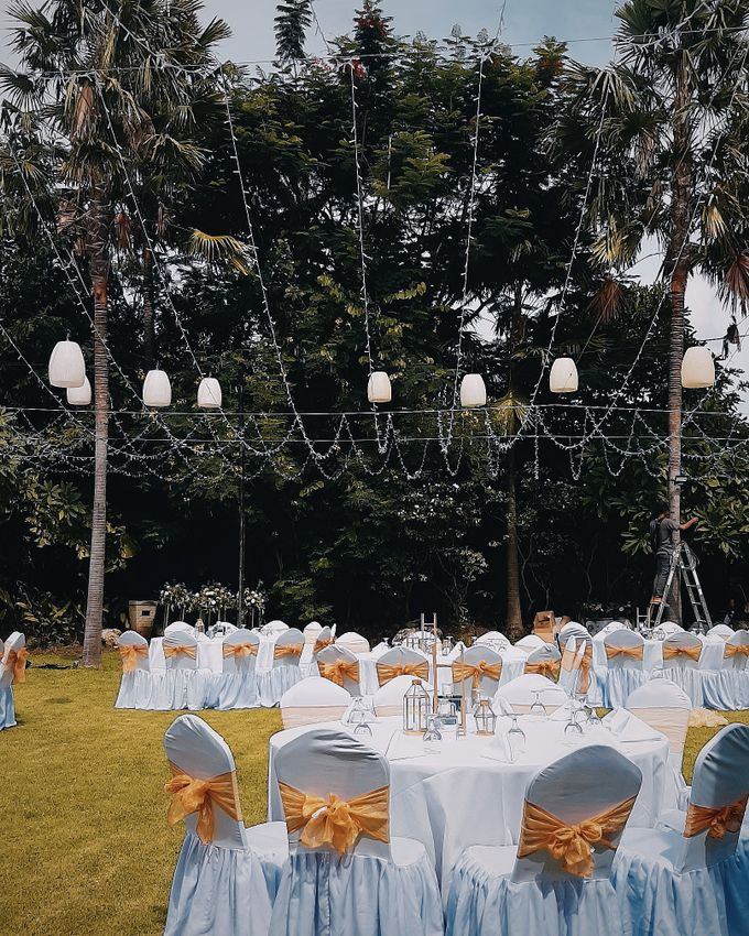 The Wedding of Supendi & Ferina by Miracle Wedding Bali - 048