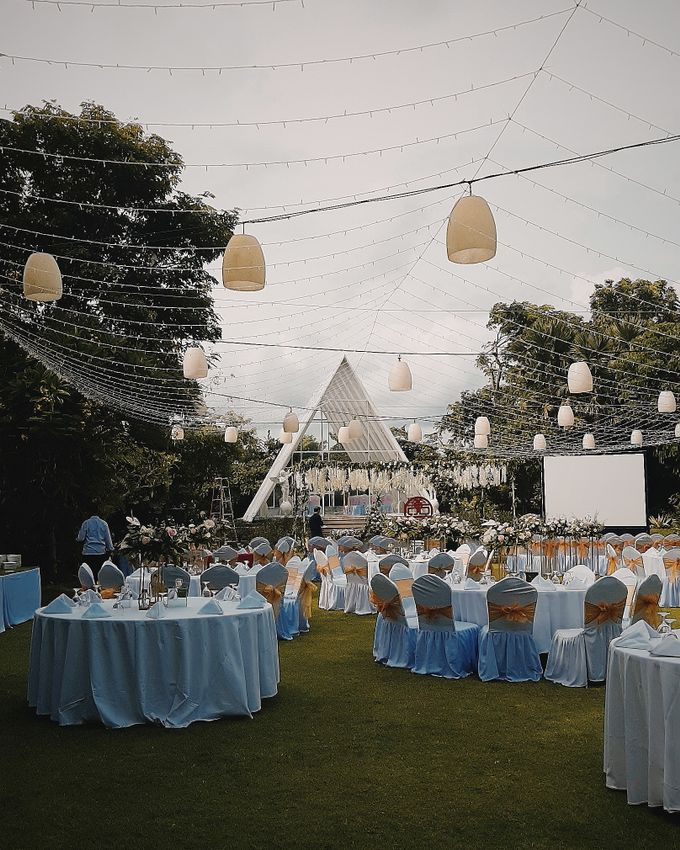 The Wedding of Supendi & Ferina by Miracle Wedding Bali - 016