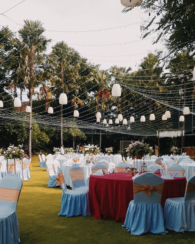 The Wedding of Supendi & Ferina by Miracle Wedding Bali - 047