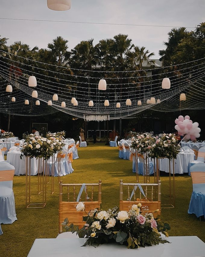 The Wedding of Supendi & Ferina by Miracle Wedding Bali - 015