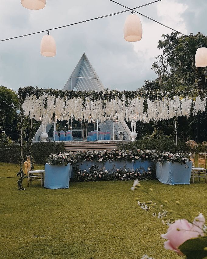 The Wedding of Supendi & Ferina by Miracle Wedding Bali - 046