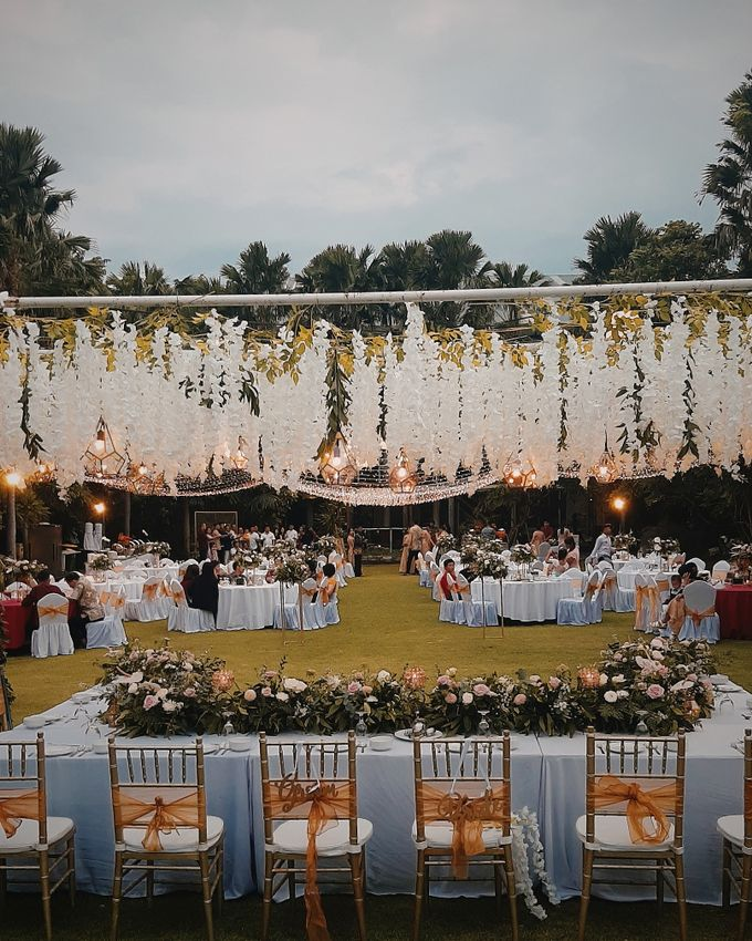 The Wedding of Supendi & Ferina by Miracle Wedding Bali - 014
