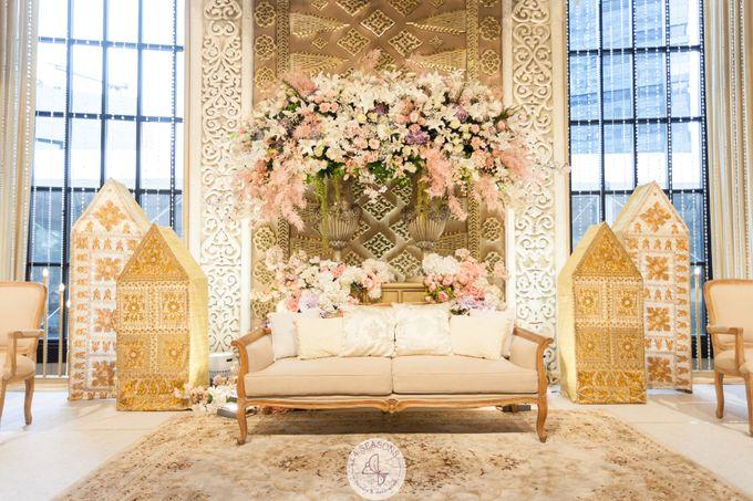 Wedding of Rangga & Putri by 4Seasons Decoration - 014