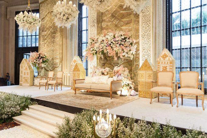 Wedding of Rangga & Putri by 4Seasons Decoration - 010