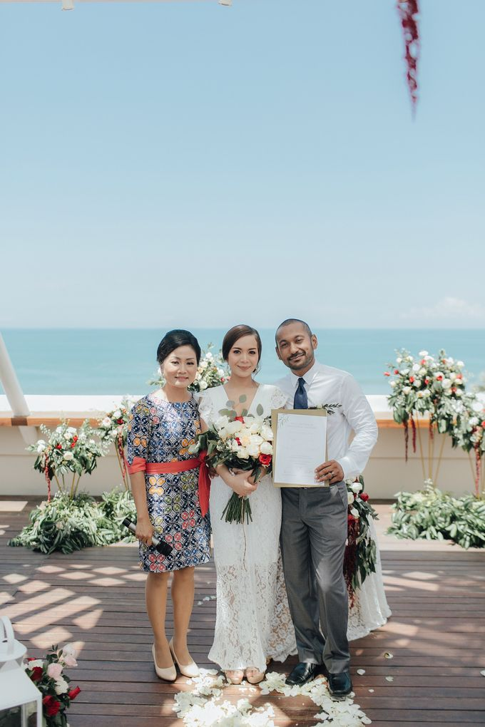 The Wedding of  Anesh & Ying by PMG Hotels & Resorts - 015