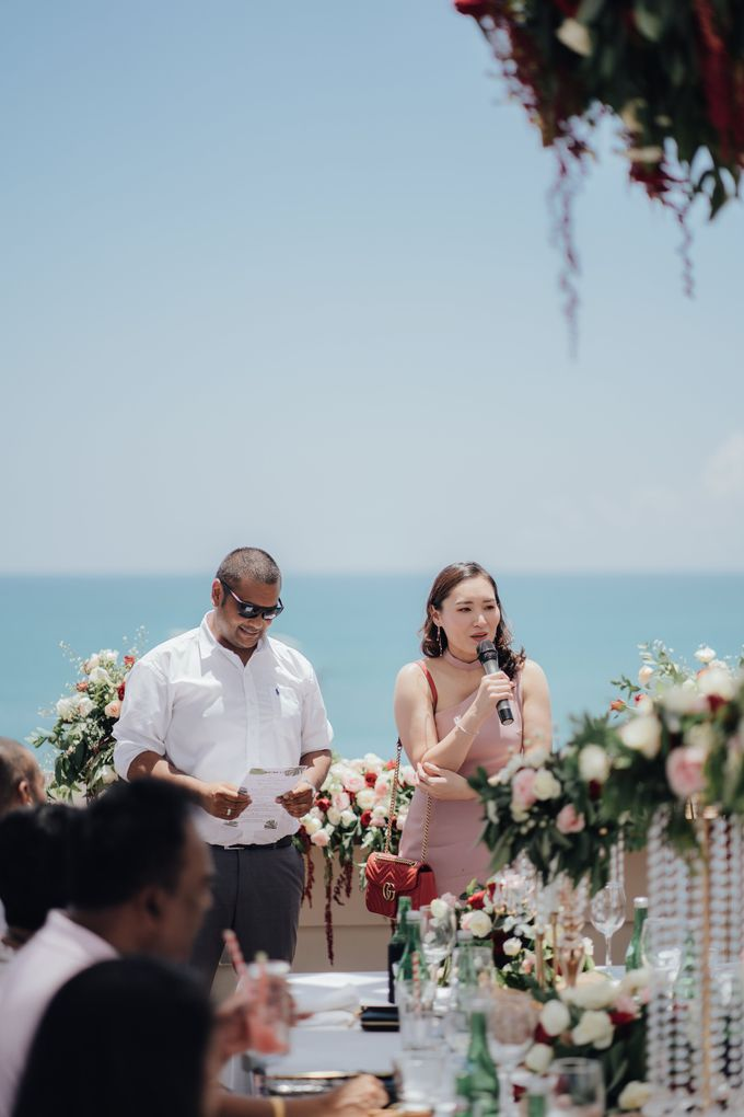 The Wedding of  Anesh & Ying by PMG Hotels & Resorts - 035