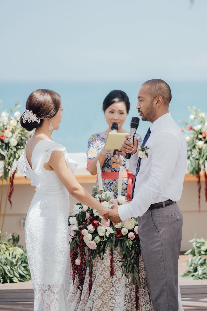 The Wedding of  Anesh & Ying by PMG Hotels & Resorts - 025