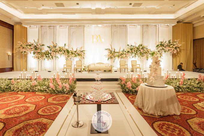 Wedding of Brandon & Angeline by 4Seasons Decoration - 008