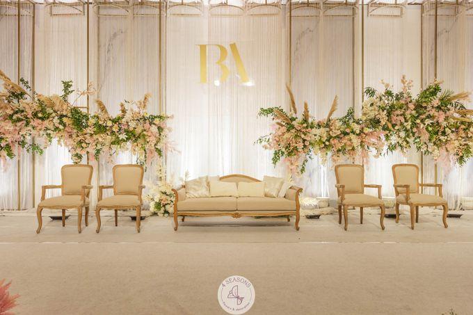 Wedding of Brandon & Angeline by 4Seasons Decoration - 010