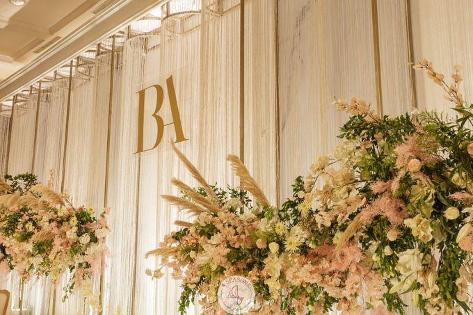 Wedding of Brandon & Angeline by 4Seasons Decoration - 011