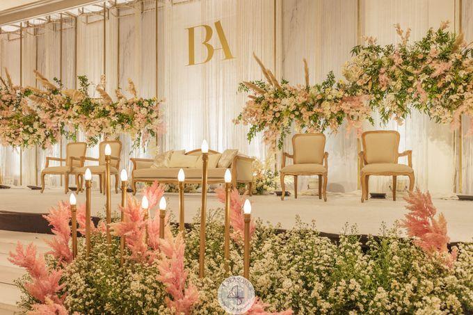 Wedding of Brandon & Angeline by 4Seasons Decoration - 012