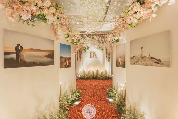 Wedding of Brandon & Angeline by 4Seasons Decoration - 003