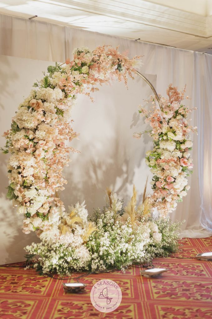 Wedding of Brandon & Angeline by 4Seasons Decoration - 004