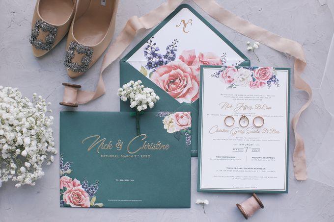 Wedding of Nick Christine by Finest Organizer - 041