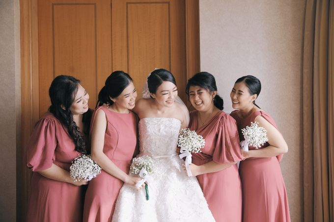 Wedding of Nick Christine by DONNY LIEM The Make Up Art - 017