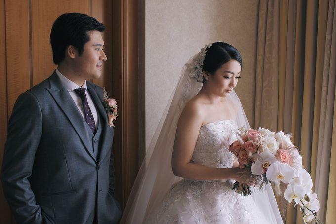 Wedding of Nick Christine by Finest Organizer - 033