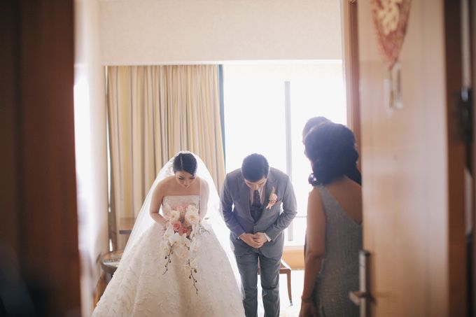 Wedding of Nick Christine by DONNY LIEM The Make Up Art - 013