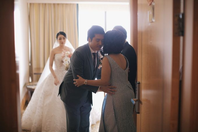 Wedding of Nick Christine by DONNY LIEM The Make Up Art - 036