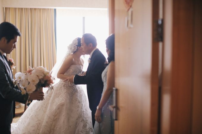 Wedding of Nick Christine by DONNY LIEM The Make Up Art - 016