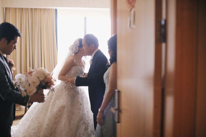 Wedding of Nick Christine by Finest Organizer - 016