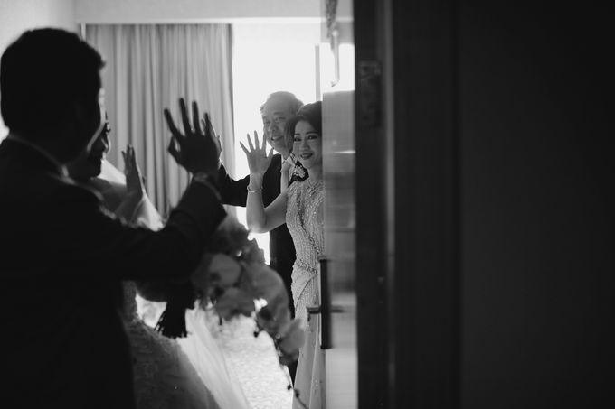 Wedding of Nick Christine by Finest Organizer - 018